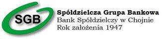 Rachunek pomocniczy - Bank Spółdzielczy w Chojnie